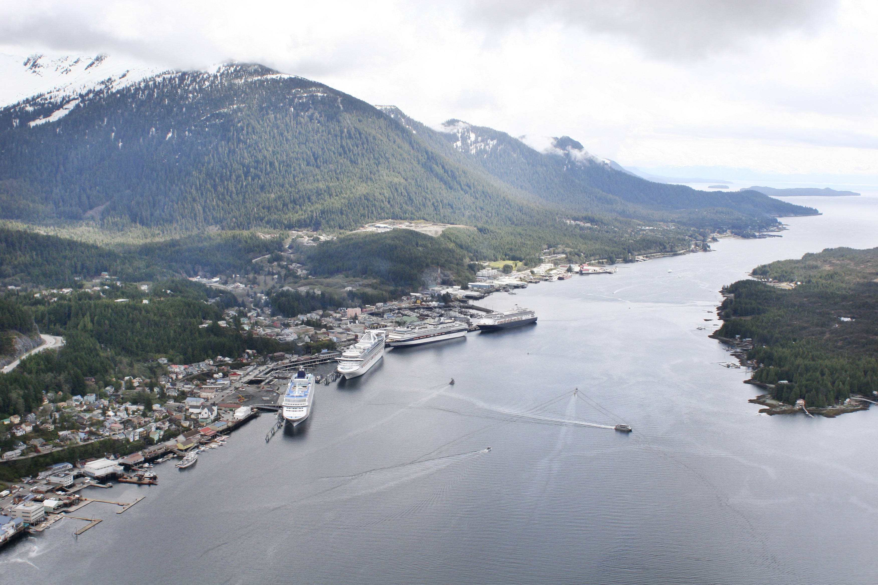 Photo courtesy Ketchikan Daily News/Tom Miller